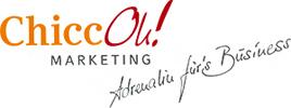ChiccOh! Marketing - Ihr Adrenalin fürs Business. Neue SEO Strategie, 3-Klick Webdesign, Print Werbung auf Basis von Neuromarketing.